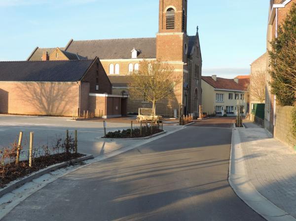 Referentie Sint-Catarinaplein Bilzen-Mopertingen