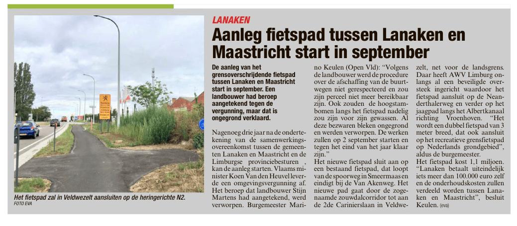 Lanaken-Maastricht